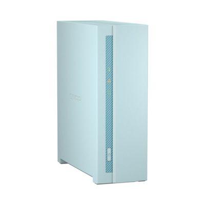 image QNAP TS-130 Serveur de Stockage NAS Tower Ethernet/LAN Blanc RTD1295