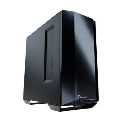 image Seasonic Syncro Q704 ATX ITX Boîtier Tour modding pour Ordinateur de Jeu avec Bloc d'alimentation DGC-650 650 W Noir