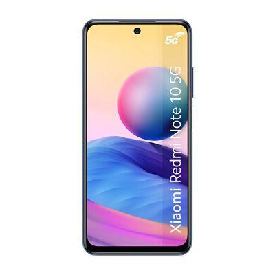"image Xiaomi Redmi Note 10 5G 16,5 cm (6.5"") Double SIM Android 11 USB Type-C 4 Go 64 Go 5000 mAh Bleu"