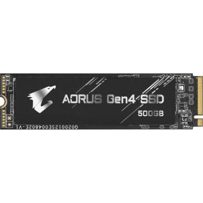 image GIGABYTE GP-AG4500G M2 SSD 500G