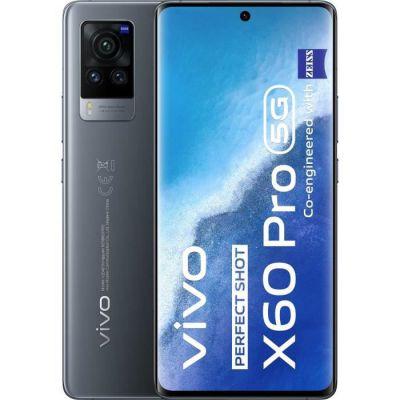 """image VIVO X60 Pro 16,7 cm (6.56"""") Funtouch OS 11 5G USB Type-C 12 Go 256 Go 4200 mAh Noir"""