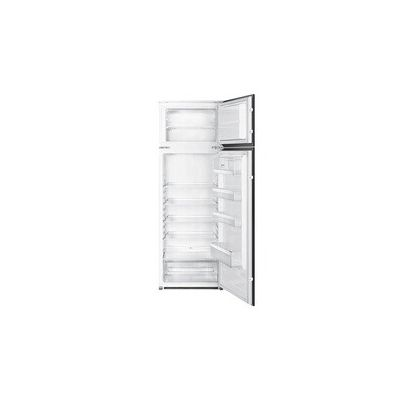 image Refrigerateur congelateur en haut Smeg D4152F - 158 cm