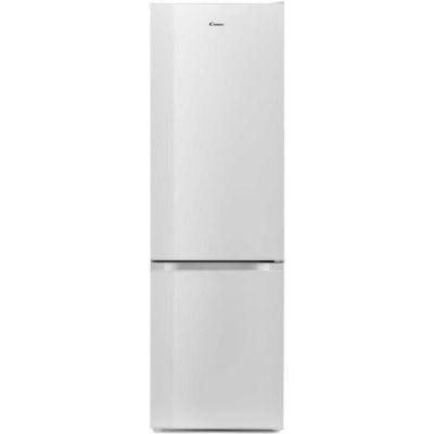 image CANDY CMCL 5172WN - Réfrigérateur congélateur bas - 262L (187+75) - Froid Staique Low Frost - L54 cm x H176 cm - Blanc