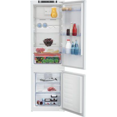 image Réfrigérateur combiné encastrable Beko BCNA275E31SN HarvestFresh