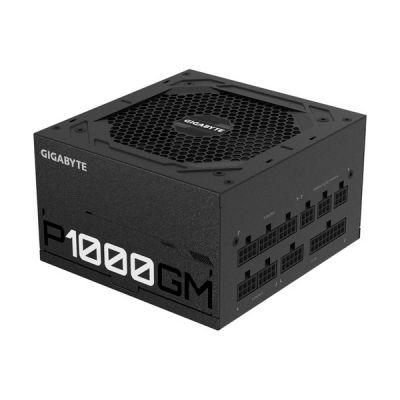 image GIGABYTE P1000GM unité d'alimentation d'énergie 1000 W 20+4 pin ATX Noir