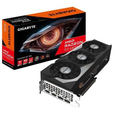 image Gigabyte Radeon RX 6800 XT Gaming OC Carte Graphique 16 Go
