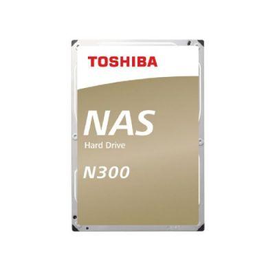 "image 14TB Toshiba N300, 3.5"" High-Reliability NAS HDD, SATA III - 6Gb/s, 7200rpm, 256MB Cache"