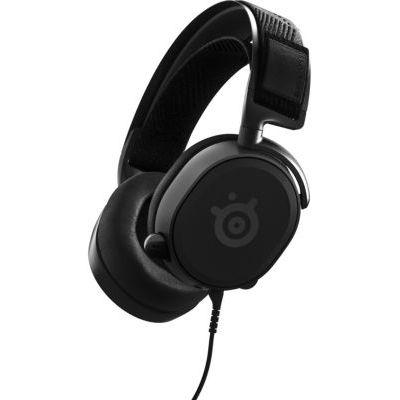 image SteelSeries Arctis Prime - Casque gaming de compétition - Haut-parleurs audio haute fidélité - Pour PC et consoles - Noir