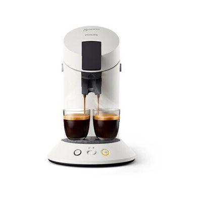 image Philips CSA210/11 machine à café dosettes SENSEO Original+, Blanc givré