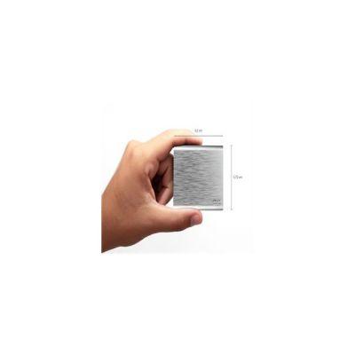 image PNY Pro Elite CS2060 - SSD Externe Portable 250 Go en USB 3.1 Gen2 Type-C - 900 Mo/S - Gris Brush