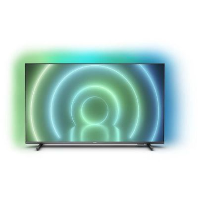 image PHILIPS 55PUS7906 TV LED UHD 4K - 55- (139cm) - Ambilight 3 côtés - Dolby Vision - son Dolby Atmos - Android TV  Compatible HDMI 2.1