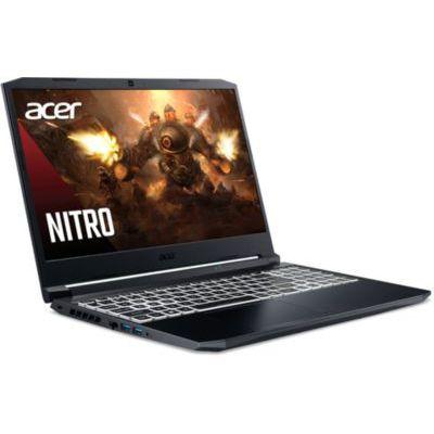 image PC Gamer Acer Nitro AN515-45-R5VT (15,6 pouces, AMD Ryzen 9 5900HS, RTX 3080) Noir