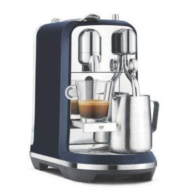 image Nespresso Sage Appliances Creatista Plus Bleu