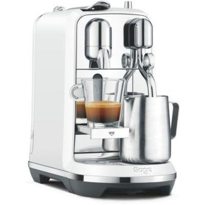 image Nespresso Sage Appliances Creatista Plus Sel de mer