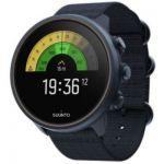 image produit Suunto 9 Baro Montre GPS avec Batterie Longue Durée et Mesure du Rythme Cardiaque au Poignet, Mixte Adulte, Noir (Titanium), Taille Unique