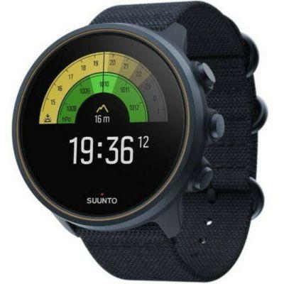image Suunto 9 Baro Montre GPS Multisport avec grande Autonomie de Batterie et Mesure du Rythme Cardiaque au Poignet
