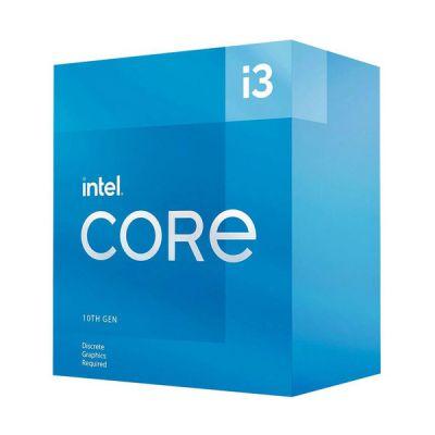 image Intel Core i3-10105F processeur 3,7 GHz 6 Mo Smart Cache Boîte