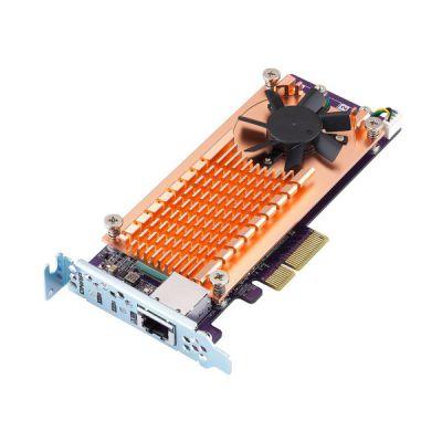 image QNAP Systems QM2 Series 2xPCIe 2280 M.2 SSD Carte réseau