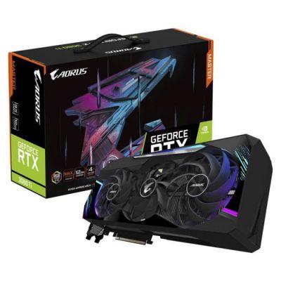 image Gigabyte AORUS GeForce RTX 3080 Ti Master Carte Graphique 12 Go