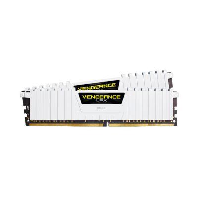 image Corsair Vengeance LPX 32 Go (2x16 Go) DDR4 3200 (PC4-25600) C16 pour systèmes DDR4 - Blanche