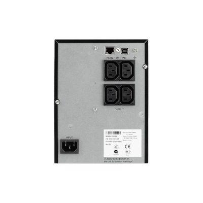 image Onduleur Eaton 5SC 500 IEC Tour - Line-interactive UPS - 5SC500I - 500VA (4 prises IEC 10A)