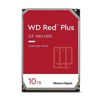 "image Western Digital WD Red Plus 3.5"" 10000 Go Série ATA III"