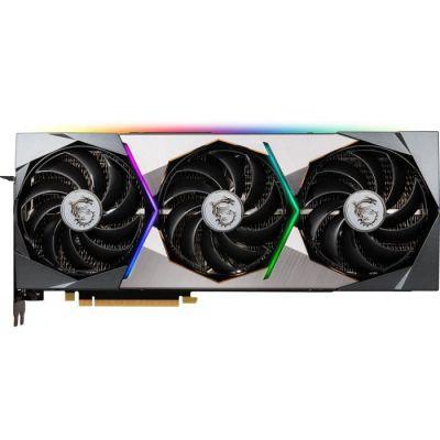 image MSI GeForce RTX 3070 Ti SUPRIM X 8G NVIDIA 8 Go GDDR6X