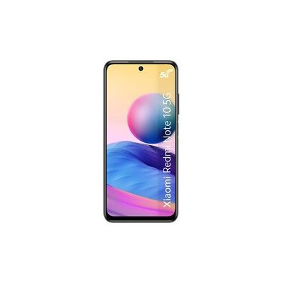"image Xiaomi Note 10 5G 16,5 cm (6.5"") Double SIM Android 11 USB Type-C 4 Go 128 Go 5000 mAh Gris"