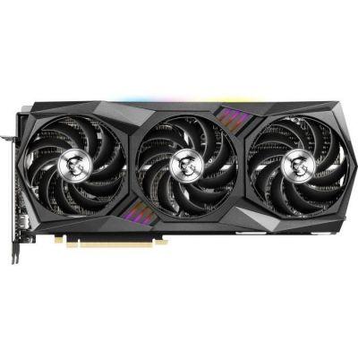 image MSI GeForce RTX 3080 Ti Gaming X Trio 12G NVIDIA 12 Go GDDR6X