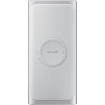 image Samsung, Batterie sans Fil, 10 000 mAh, Argent