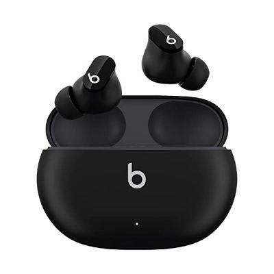 image Écouteurs Beats Studio Buds -  sans Fil avec réduction du Bruit - Noir