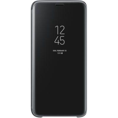 image Samsung EF-ZG960CBEGWW Galaxy S9 Etui à rabat Clear View Cover Samsung EF-ZG960CB noir pour Galaxy S9