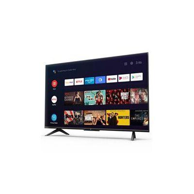 image Xiaomi Smart TV P1 50 pouces (Frameless, UHD, Android 10.0, Prime Video, Netflix, Google Assistant, Compatible Alexa, Bluetooth, 3 HDMI, 2 USB) [Model 2021]