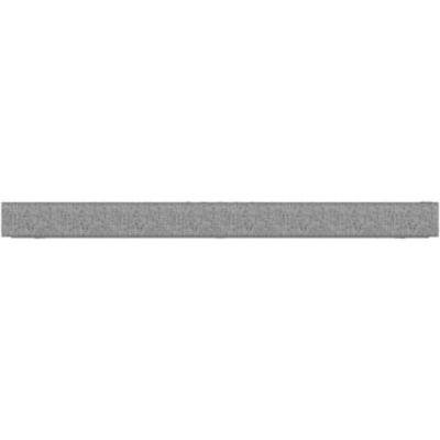 image LG SP2W Soundbar TV 100 W 2.1 canaux avec Caisson de Basses intégré, Bluetooth, Dolby Digital, AI Sound Pro, entrée Optique, USB, HDMI in/Out - Blanc
