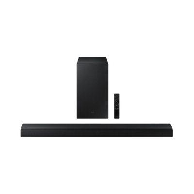 image Samsung Soundbar HW-A550/ZF 410 W, 2,1 canaux, Noir