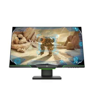 "image HP 25x Ecran PC Full HD 25"" Noir (LED, HDMI/DisplayPort, 1920 x 1080, 16:9, 144 Hz, 1ms, AMD FreeSync)"