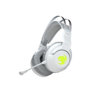 image ROCCAT Elo 7.1 Air - Casque de Jeu sans-Fil Son Surround RGB pour PC, Blanc