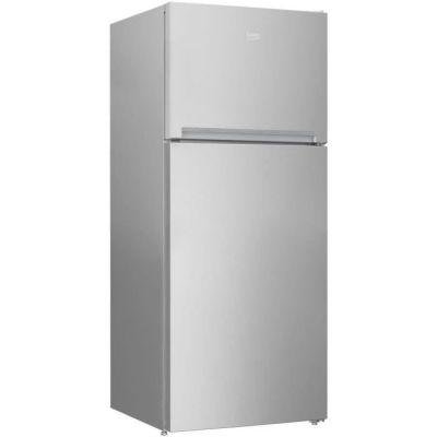 image BEKO RDSE450K30SN- Réfrigérateur double porte pose libre 379L (280+99L) - Froid brassé - L70x H170,5cm - Gris Acier