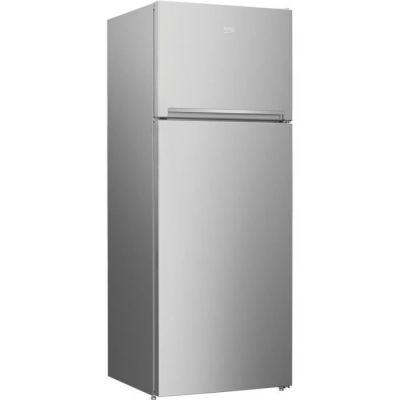 image BEKO RDSE465K30SN- Réfrigérateur double porte pose libre 437L - Froid brassé - L70x H185cm - Gris Acier