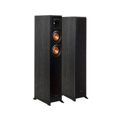 image Klipsch RP-4000F Haut-Parleur 75 W Noir avec Fil - Hauts-parleurs (avec Fil, 75 W, 37-25000 Hz, 8 Ohm, Noir)