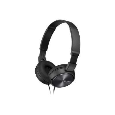 image Sony MDR-ZX310APB Casque Pliable avec Microphone - Noir