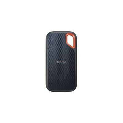image SanDisk Extreme 500 Go NVMe SSD, disque externe, USB-C, jusqu'à 1050Mo/s en vitesse de lecture et 1000Mo/s en vitesse d'écriture, résistant à l'eau et à la poussière