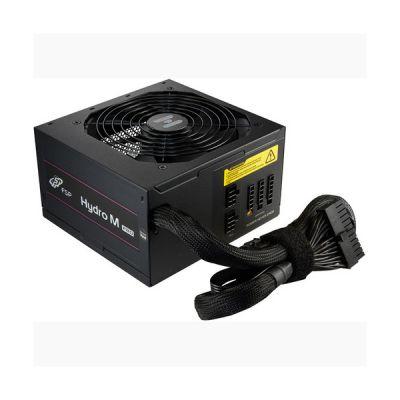image FSP/Fortron Hydro M Pro 600 unité d'alimentation d'énergie 600 W 20+4 pin ATX ATX Noir