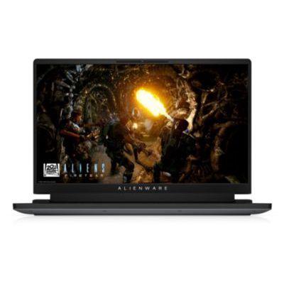 "image Alienware m15 R6 Intel Core i7 11800H Portable Gamer 15,6"" Full HD Dark side of the moon 360Hz 16Go de RAM SSD 1 To NVIDIA GeForce RTX 3080 8Go GDDR6 Windows 10 Home Clavier AZERTY"