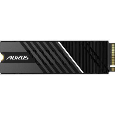 image Gigabyte AORUS Gen4 7000s M.2 2000 Go PCI Express 4.0 3D TLC NAND NVMe