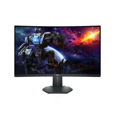 """image Dell S2722DGM Écran de PC Gaming incurvé 27"""" Quad HD LCD à rétroéclairage LED VA 165 Hz 1 ms AMD FreeSync Premium Noir"""