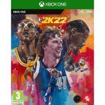 image produit NBA 2K22 Edition 75ème Anniversaire (Xbox One)