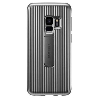 image Samsung EF-RG960CSEGWW Galaxy S9 Coque rigide renforcée Samsung EF-RG960CS argentée pour Galaxy S9