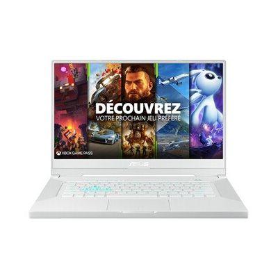 image PC portable Asus DASH TUF516PE-HN044T