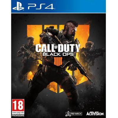 image Jeu Call of Duty: Black Ops 4 sur Playstation 4 (PS4) à télécharger